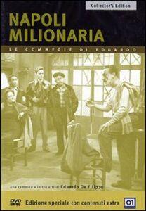 Foto di Napoli milionaria, Film di Eduardo De Filippo con Elena Tilena,Carlo Lima,Eduardo De Filippo,Regina Bianchi