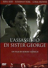 Locandina L'assassinio di Sister George