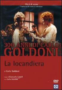 Goldoni. La locandiera di Giancarlo Cobelli - DVD