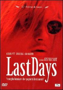 Last Days di Gus Van Sant - DVD