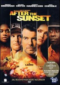 After the Sunset di Brett Ratner - DVD