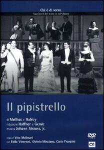 Il pipistrello di Vito Molinari - DVD