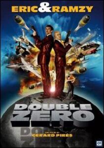 Double zero di Gerard Pires - DVD
