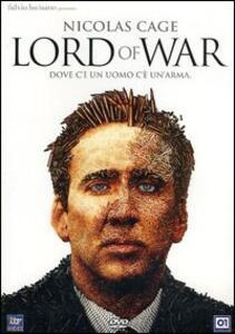 Lord of War di Andrew Niccol - DVD