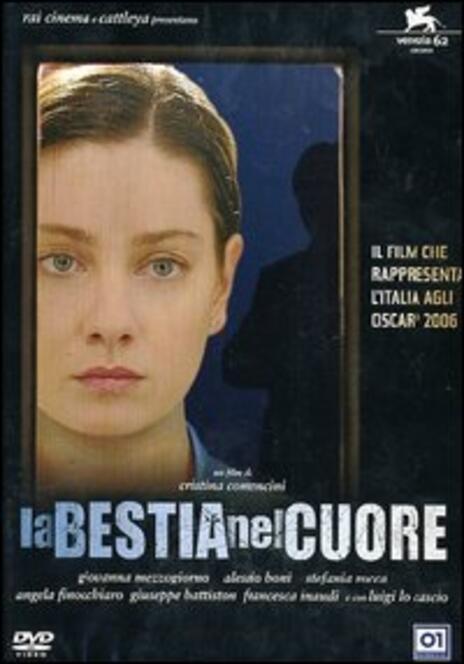 La bestia nel cuore di Cristina Comencini - DVD