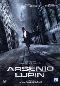 Arsenio Lupin di Jean Paul Salomé - DVD