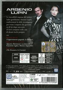 Arsenio Lupin di Jean Paul Salomé - DVD - 2