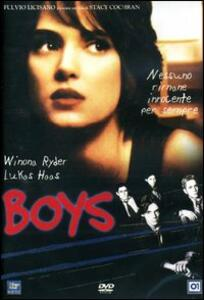 Boys di Stacy Cochran - DVD