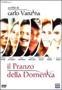 Il pranzo della domenica di Carlo Vanzina - DVD
