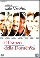 Cover Dvd DVD Il pranzo della domenica