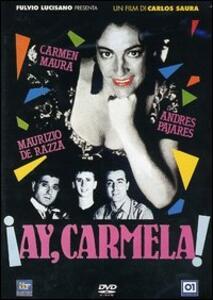 Ay, Carmela! di Carlos Saura - DVD
