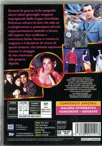 Ay, Carmela! di Carlos Saura - DVD - 2