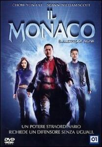 Il monaco di Paul Hunter - DVD