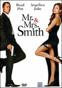 Mr. & Mrs. Smith (1 DVD) di Doug Liman - DVD