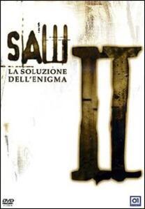 Saw 2. La soluzione dell'enigma di Darren Lynn Bousman - DVD