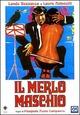Cover Dvd Il merlo maschio