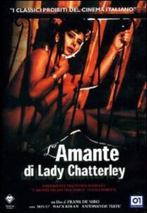 L' amante di Lady Chatterley di Frank De Niro - DVD