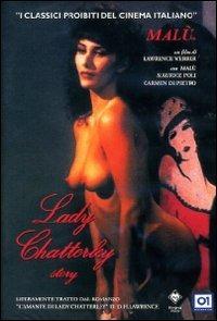 Locandina La storia di Lady Chatterley
