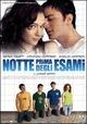 Cover Dvd Notte prima degli esami