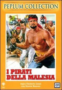 I pirati della Malesia di Umberto Lenzi - DVD