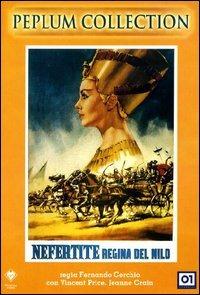 Locandina Nefertite, regina del Nilo