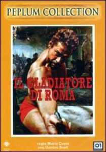 Il gladiatore di Roma di Mario Costa - DVD