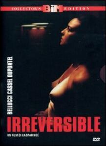 Irreversible<span>.</span> Collector's Edition di Gaspar Noe - DVD