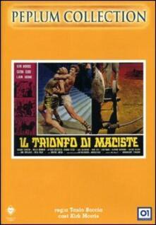 Il trionfo di Maciste di Amerigo Anton - DVD