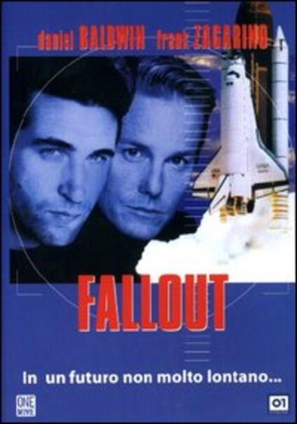 Fallout di Rodney McDonald - DVD