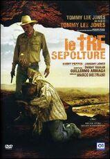 Film Le tre sepolture Tommy Lee Jones