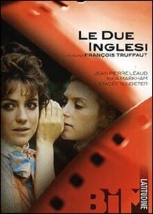 Le due inglesi di François Truffaut - DVD