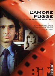 L' amore fugge di François Truffaut - DVD