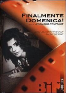 Finalmente domenica! di François Truffaut - DVD