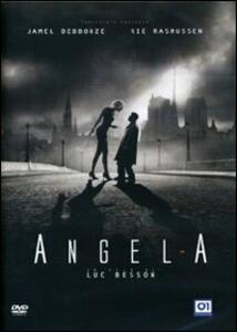 Angel-A di Luc Besson - DVD