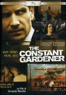 The Constant Gardener. La cospirazione di Fernando Meirelles - DVD
