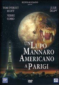 Locandina Un lupo mannaro americano a Parigi