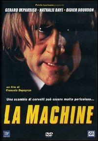 Locandina La machine - Un corpo in prestito