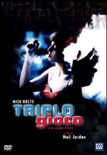 Triplo gioco. The Good Thief di Neil Jordan - DVD
