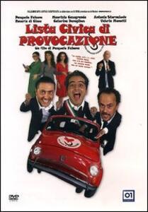 Lista civica di provocazione, San Gennaro votaci tu! di Pasquale Falcone - DVD
