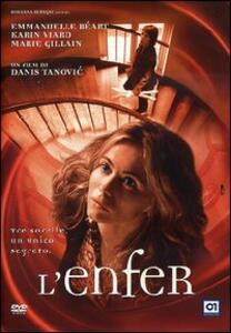 L' enfer di Danis Tanovic - DVD