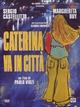 Cover Dvd Caterina va in città