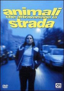 Animali che attraversano la strada di Isabella Sandri - DVD