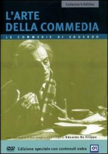 L' arte della commedia (2 DVD)<span>.</span> Collector's Edition di Eduardo De Filippo - DVD