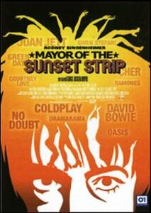 Mayor of the Sunset Strip di George Hickenlooper - DVD
