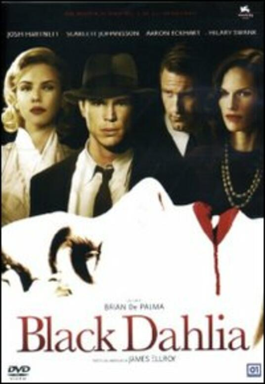 Black Dahlia di Brian De Palma - DVD
