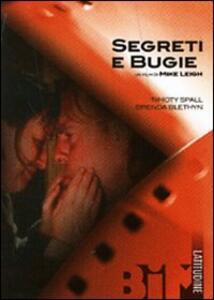 Segreti e bugie di Mike Leigh - DVD