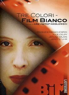 Film bianco. Tre colori di Krzysztof Kieslowski - DVD