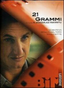 21 grammi. Il peso dell'anima di Alejandro González Iñárritu - DVD