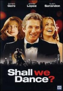 Shall We Dance? di Peter Chelsom - DVD