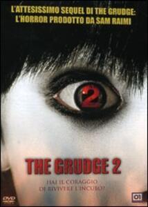 The Grudge 2 di Takashi Shimizu - DVD